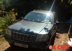 Jeep Grand Cherokeee 2,7 CRD 120 kw