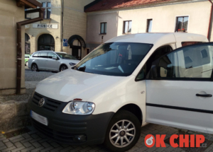 VW CADDY 1.9 TDI 55 kw