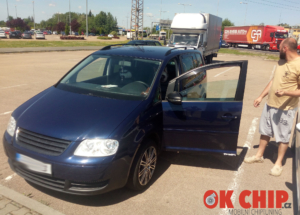VW touran 1.9 TDI 74 kw
