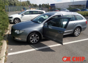 Škoda superb 2.0TDI 103 kw