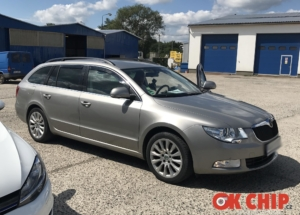 Škoda Superb 2.0 TDI 103 KW